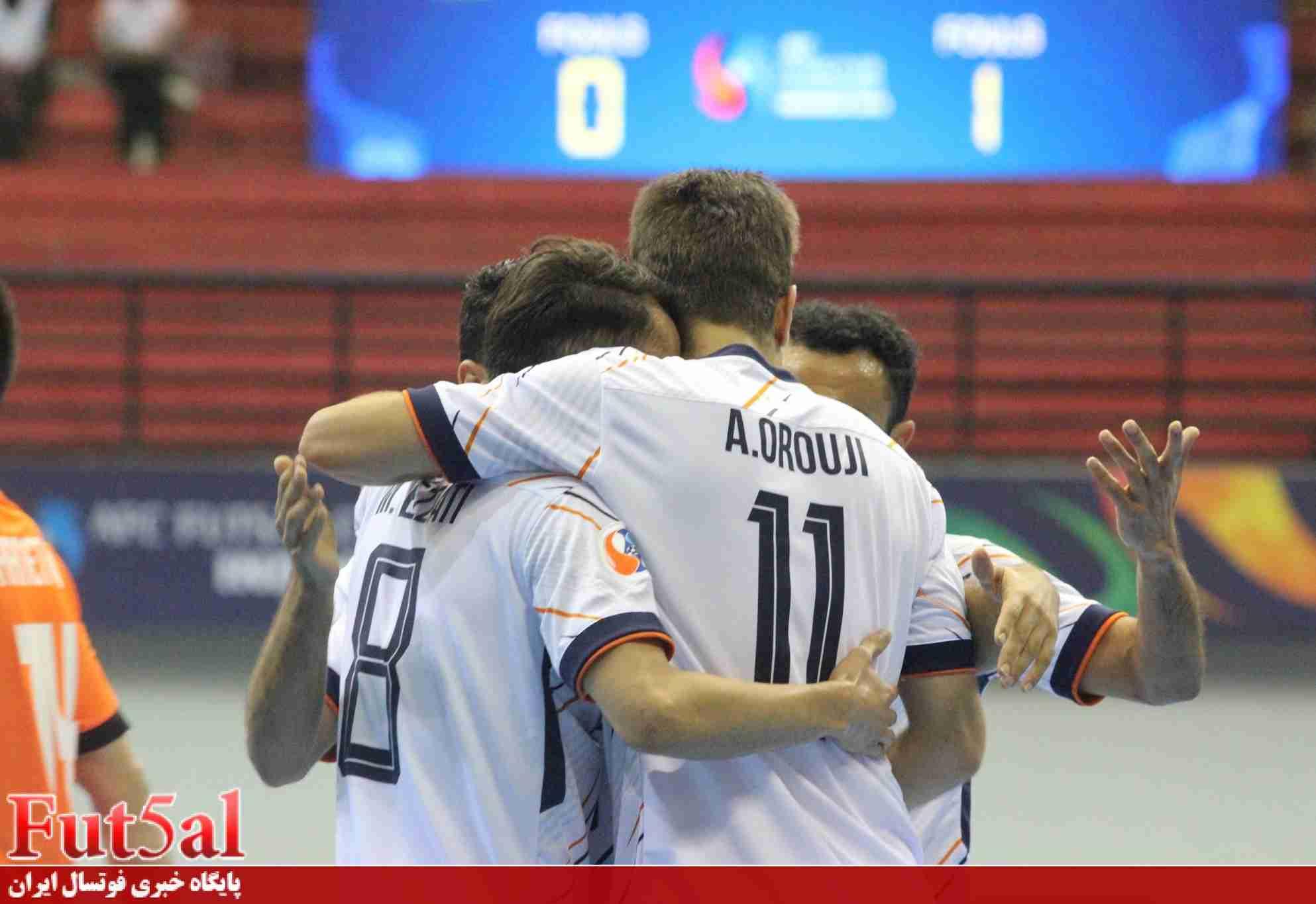 گزارش تصویری/بازی تیم های ارم قرقیزستان با مس سونگون