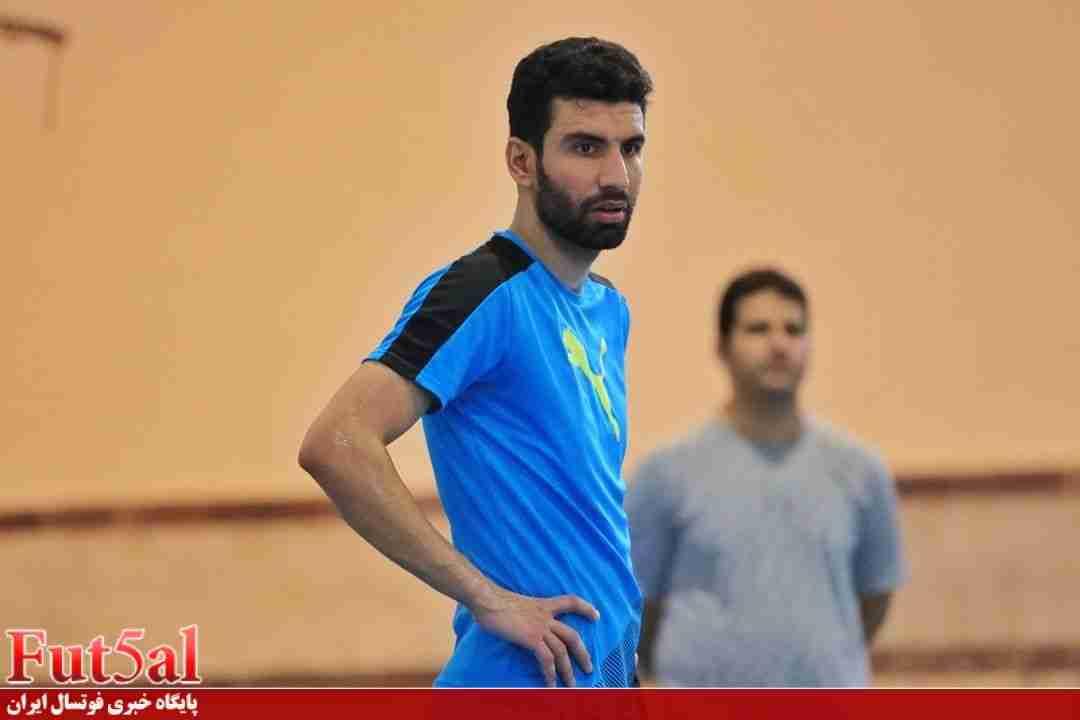 احمدی : برای موفقیت باید صبور بود، زحمت کشید و سختی ها را تحمل کرد/کمی زمان را از دست دادیم