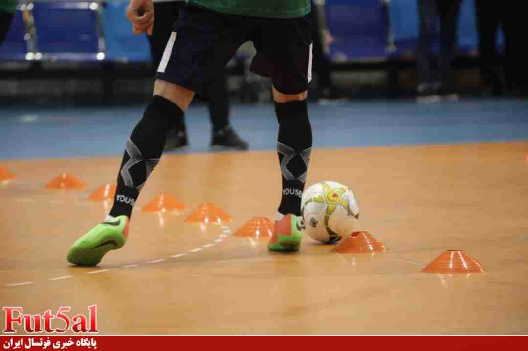 درخشش بازیکنان قمی در لیگ برتر فوتسال جمهوری آذربایجان