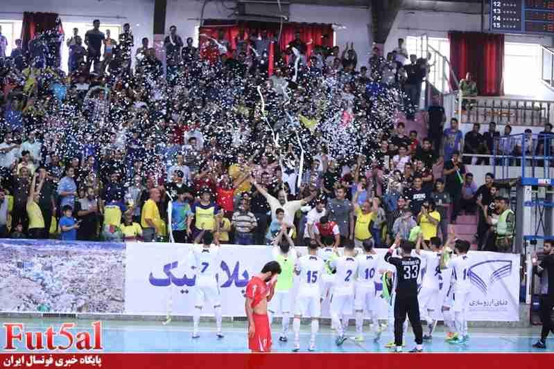 گزارش تصویری/ دیدار پرهیجان شهروند و گیتی پسند