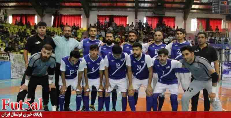 تمرینات تیم ارژن شیراز تعطیل شد