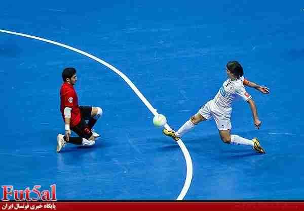 ایران درخشش فوق العاده ای در جام جهانی داشت/ایران در فوتسال مردان و زنان بسیار قوی است