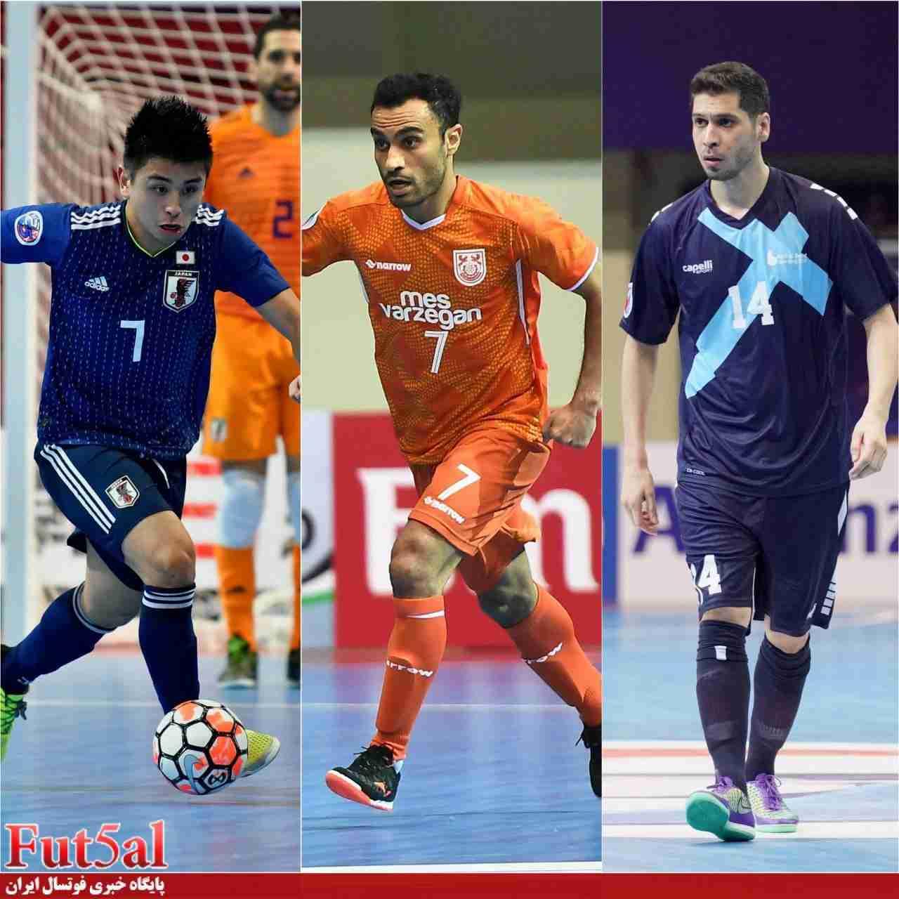 حضور عجیب هنمی در لیست نامزدهای بازیکن سال آسیا