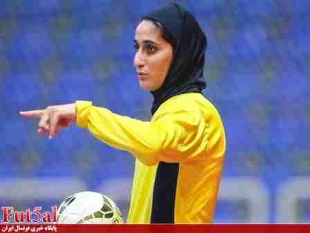 مقیمی: نگران شرایط تیم ملی فوتسال زنان هستم/اگر تعداد تیمها کمتر باشد کیفیت لیگ بالاتر میرود