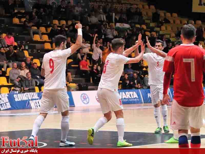برنامه دو بازی قطر و ایران