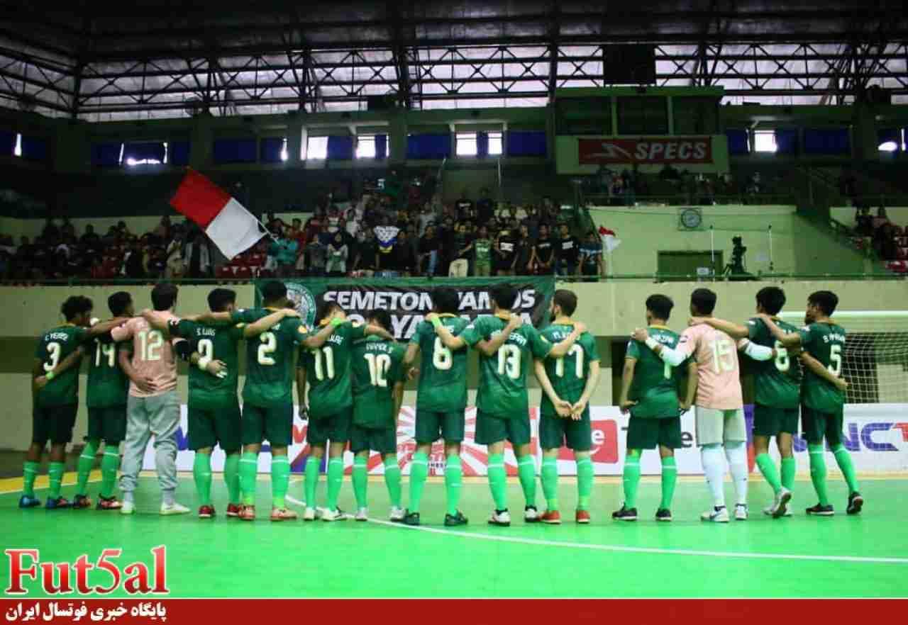 گزارش سایت معتبر فوتسال اندونزی از تاثیر حضور بازیکنان ایران در لیگ این کشور/انقلابی که بازیکنان ایرانی در فوتسال اندونزی به راه انداختند