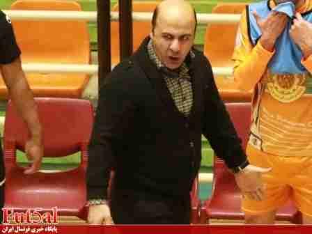 تقی پور: فرشآرا را دست کم نمیگیریم/ وضعیت توپها بهتر شده است