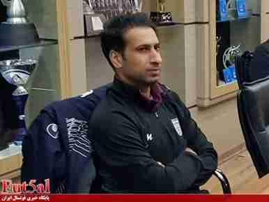 هاشمزاده: دلایل جدایی از کادر فنی تیم ملی فوتسال را از پرهیزکار بپرسید