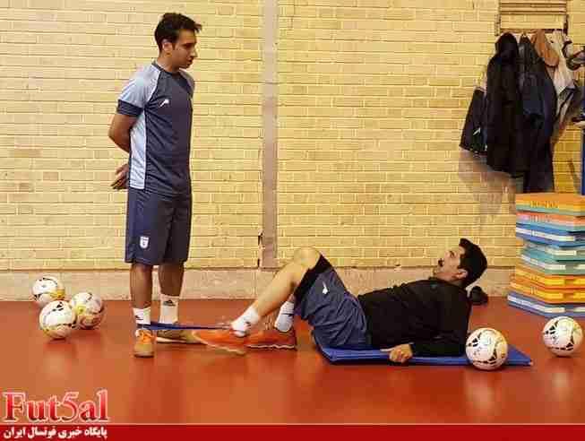ناظم الشریعه:امیدوارم هاشم زاده را کنار تیم ملی داشته باشیم/مربی تیم ملی باید فقط روی این تیم تمرکز داشته باشد
