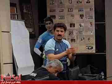 احتمال حضور سرمربی تیم ملی در مراسم قرعه کشی لیگ برتر