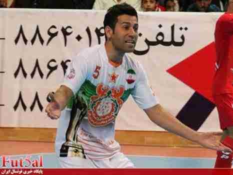 اختصاصیFut5al/ حمید احمدی به مس سونگون پیوست