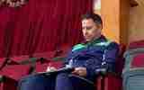 نصیرلو : شرایط اردوی تیم در ارومیه بسیار خوب است