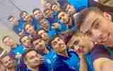 جشن تولد بازیکن تیم ملی فوتسال زیر ۲۰ سال در اردو