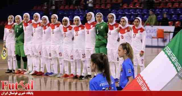 بی توجهی فدراسیون فوتبال به تیم ملی زنان/ اردوی فوتسال لغو شد؟