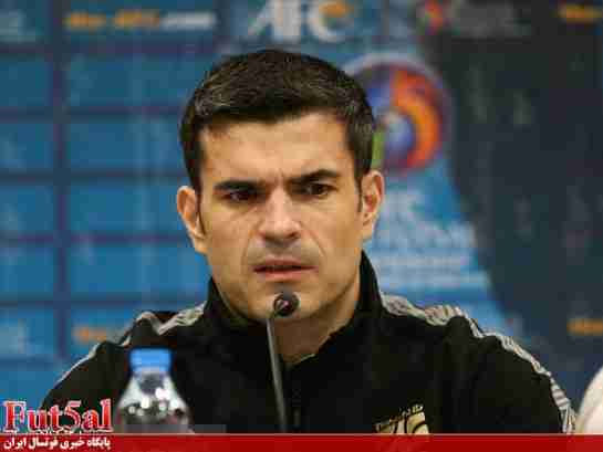 مندز: تیم فوتسال ایران میتواند با برزیل، اسپانیا و آرژانتین رقابت کند
