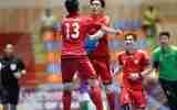 گزارش تصویری/ بازی تیم های زیر ۲۰ سال افغانستان با اندونزی