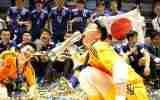 گزارش تصویری/مراسم اهدای جام فوتسال زیر۲۰ سال آسیا