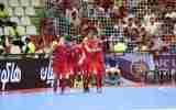 سری دوم گزارش تصویری بازی تیم های ایران با اندونزی