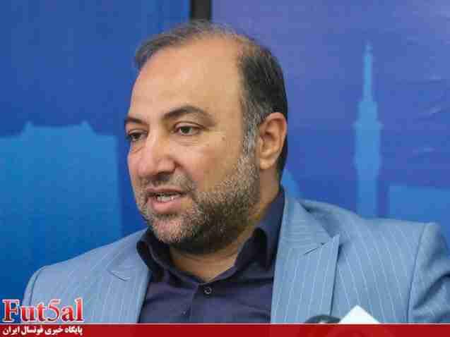 عراقی زاده: با ابلاغ مکتوب سازمان لیگ تمرینات پایه را آغاز می کنیم