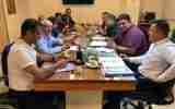نشست مشترک هیات رییسه سازمان لیگ فوتسال و کادرفنی تیم ملی فوتسال برگزار شد