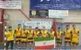 فوتسالیستهای سپاهان برسکوی قهرمانی مسابقات کارگران جهان