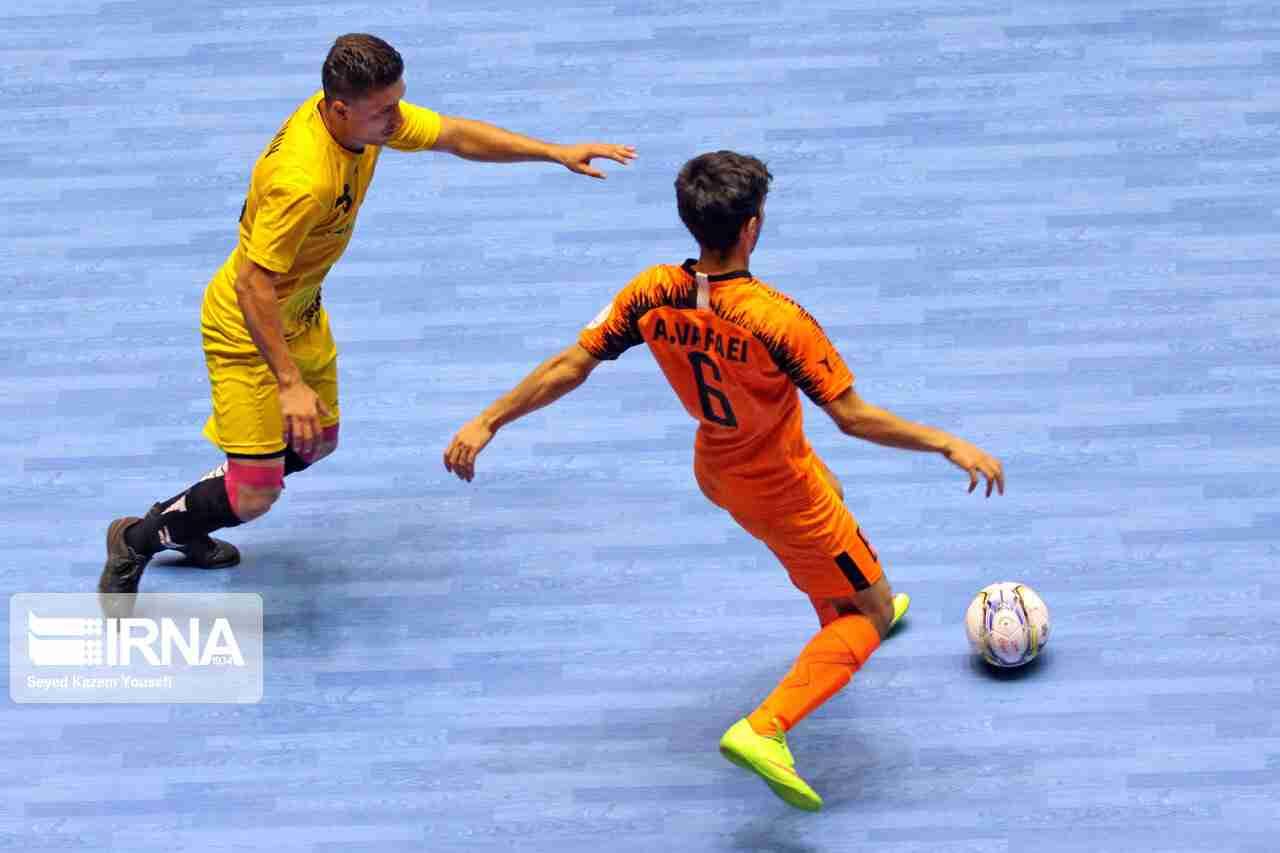 وضعیت برگزاری مسابقات لیگ برتر فوتسال سه شنبه مشخص میشود