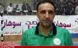 داورزنی:بازی بدون تماشاگر روح نداد/اختلاف ما با شهروند ۵ گل نیست