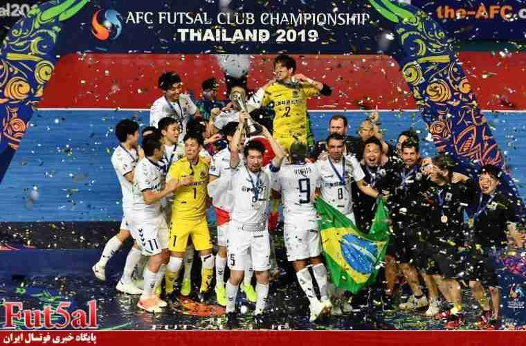 گزارش تصویری/مراسم اهدای جوایز فینال جام باشگاه های آسیا۲۰۱۹