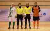 اسامی داوران دور برگشت نیمه نهایی لیگ برتر بانوان