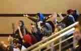 هاشمی طبا : حضور خانواده ها در استادیوم ها بسیار خوب است