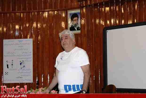 چرا حسین شمس بعد از بازی اول ایران به تهران برگشت؟