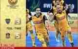 مگنوس قهرمان جام باشگاه های جهان شد