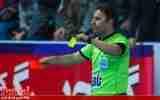 داور بین المللی فوتسال رئیس هیات فوتبال تنکابن شد