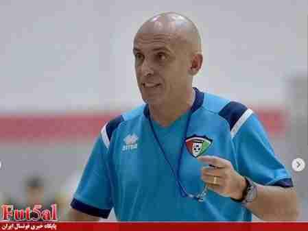 سرمربی کویت:این جوانمردانه نیست که تیم ها بدون بازی به جام جهانی بروند/ما سه سال است داریم کار می کنیم