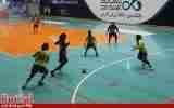 گزارش تصویری/بازی تیم های بانوان ستارگان ورامین با سایپای تهران