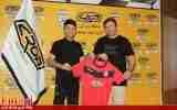 برگزاری جشن پیراهن تیم کراپ قزوین