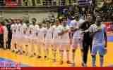 قهرمانان جهان مقابل ایران