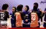 گزارش تصویری/بازی تیم های بانوان ساپیا با حفاری خوزستان