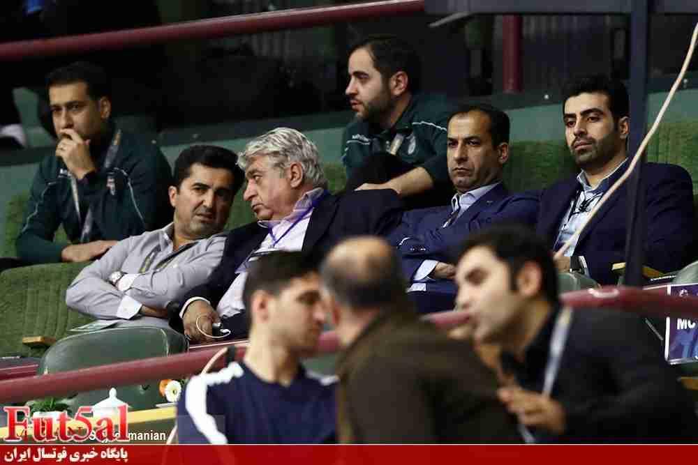 تمایل شمس و کمیته فوتسال به همکاری مشترک