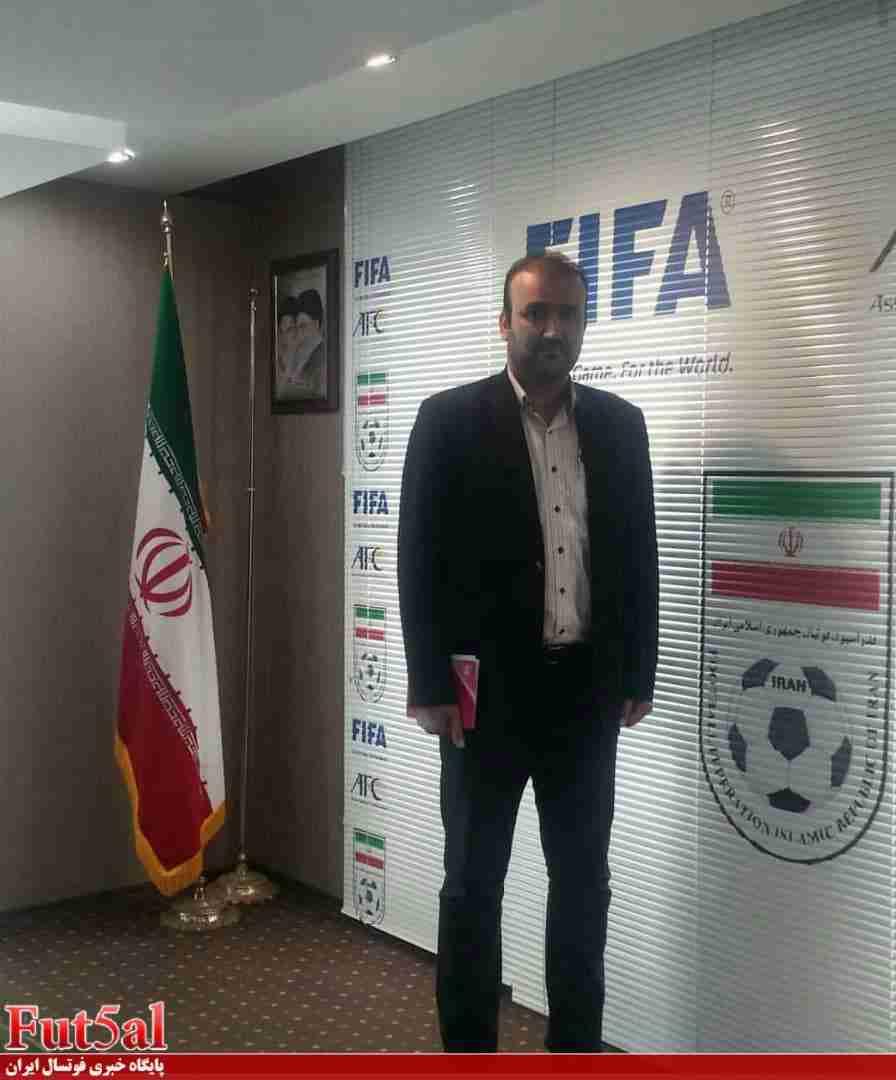 وطنخواه: پاس تیمی به وسعت ایران است