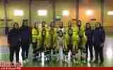 یک تیم در لیگ فوتسال بانوان منحل شد