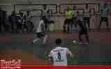 گزارش تصویری/بازی تیم های مقاومت تهران با شهرداری قزوین