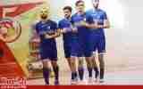گزارش تصویری/تمرین تیم ملی فوتسال