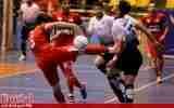 گزارش تصویری/بازی تیم های شهروند ساری با مقاومت البرز