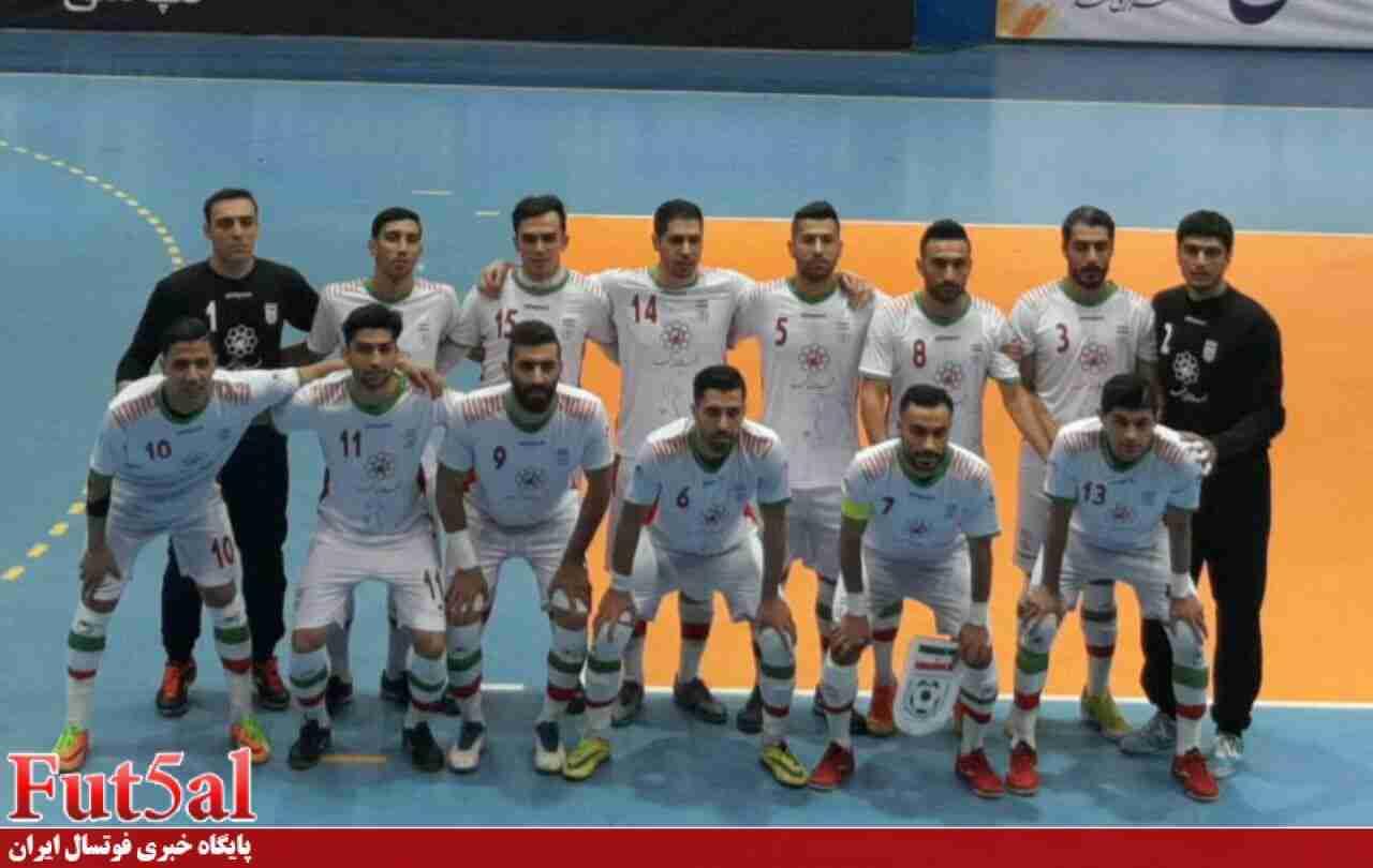 بازی تیم ملی فوتسال ایران با ژاپن در گرو سرنوشت المپیک توکیو؟