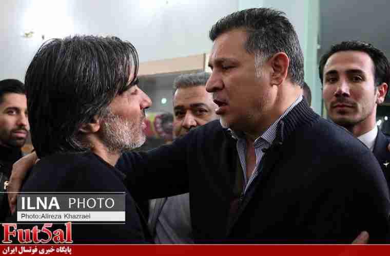 گزارش تصویری مراسم ختم پدر برادران شمسایی
