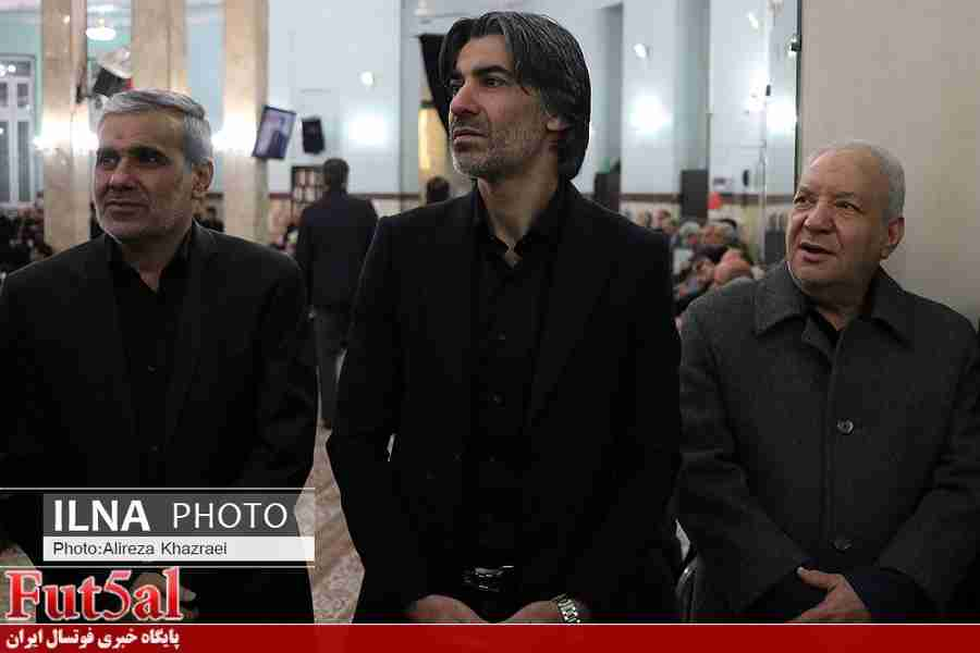 تشکر و قدرانی شمسایی از ابراز همدردی به مناسبت درگذشت پدرش