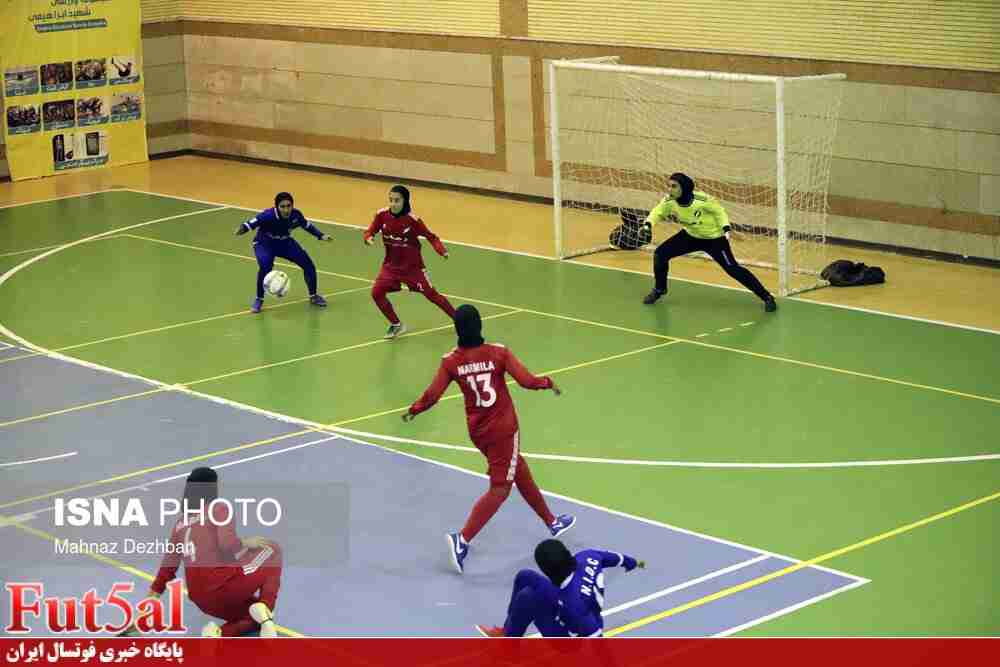 نتایج روز نخست لیگ دسته اول بانوان