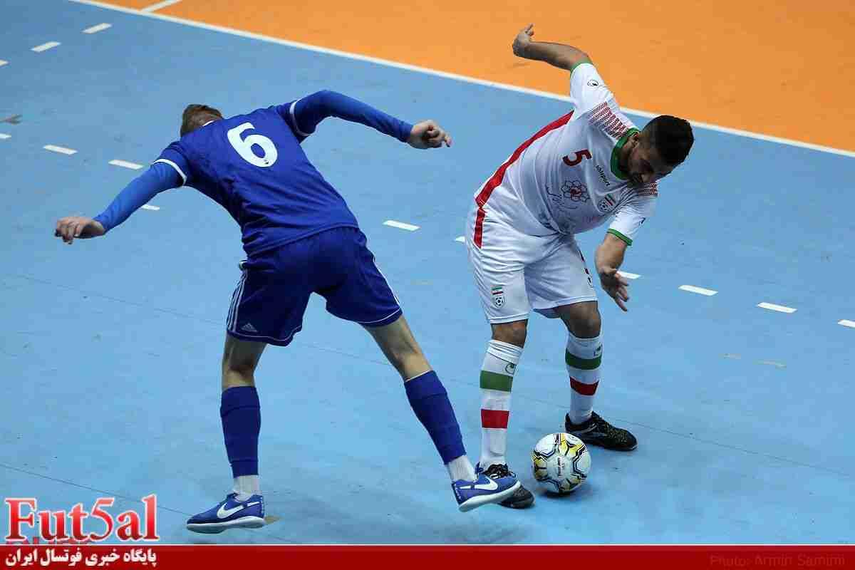 جزئیات دیدار تیم ملی فوتسال ایران با ژاپن قبل از جامجهانی