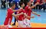 شکست عجیب ایران مقابل تیم بیستم جهان/بلاروس قهرمان تورنمنت مشهد شد